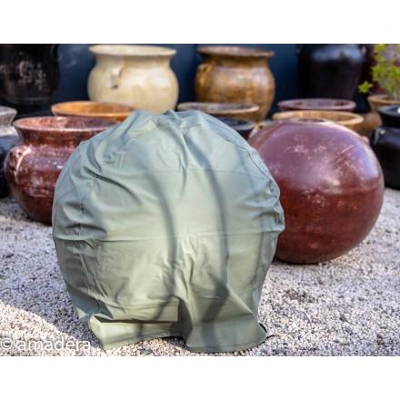 Housse de protection pour grosse lampe éthanol
