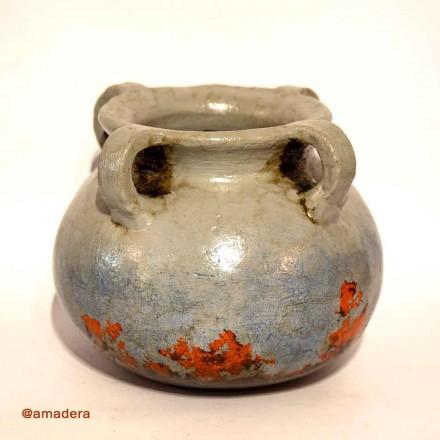 Petite poterie décoration d'intérieur