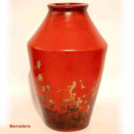 Vase moderne en terre cuite