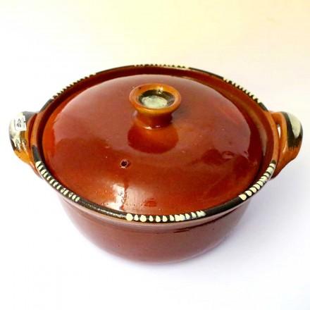 Cocotte vaisselle artisanale