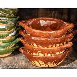 plats à gratin en terre cuite