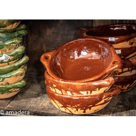Vaisselle artisanale plats de cuisson