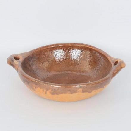 Plat terre cuite vaisselle artisanale