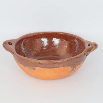 Plats terre cuite vaisselle artisanale