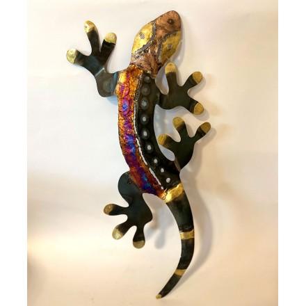 Décoration murale salamandre