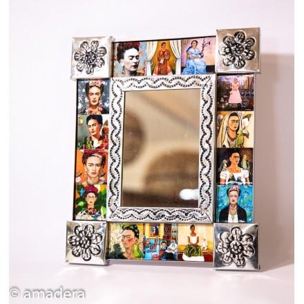 Petits miroirs Frida Khalo