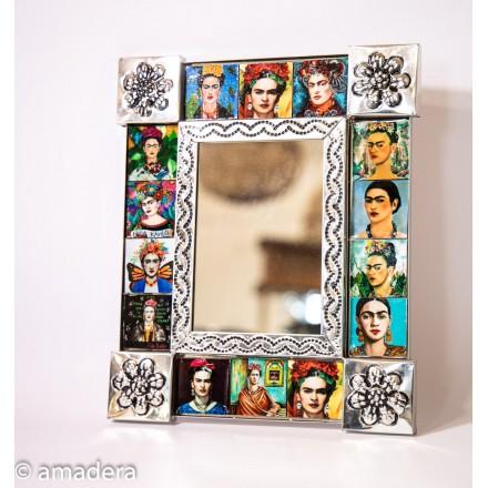 Miroirs Frida Khalo