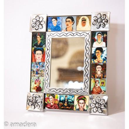 Miroir Frida Khalo