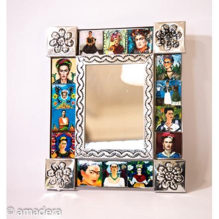 Petit miroir Frida Khalo