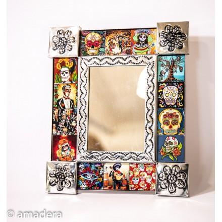 Miroir Catrina