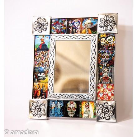 Déco murale miroir Catrina