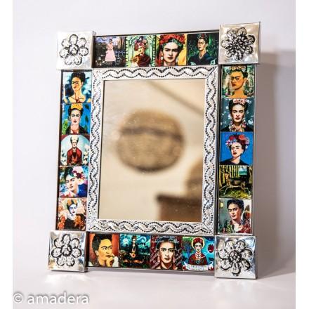 Miroir déco Frida Khalo