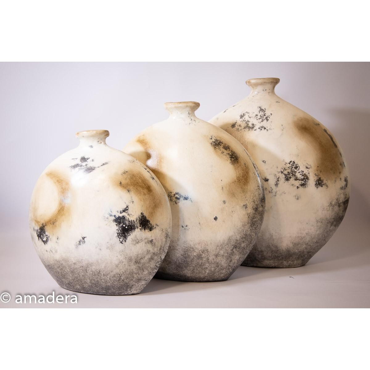 Vase rond déco d'intérieur