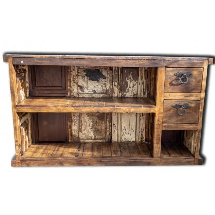 Grand meuble bar en bois