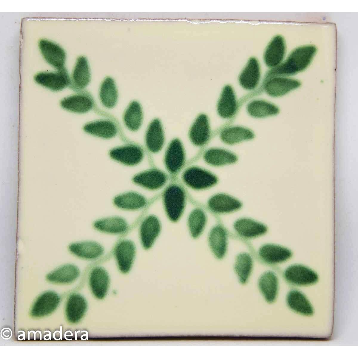 Azulejos carrelage Arbor Vert