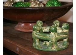 Bougeoir mexicain. décoration ethnique
