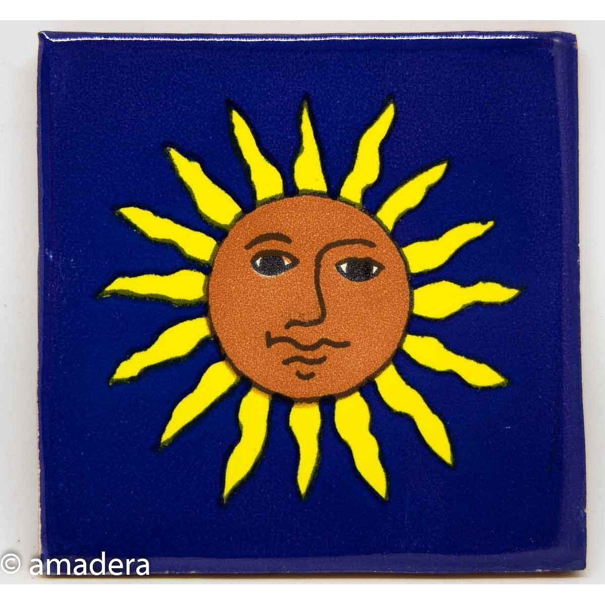 Petits azulejos mexicains S