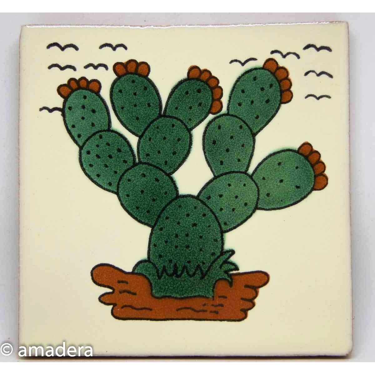 Azulejos mosaïque mexicaine