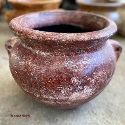 Petite poterie terre cuite CHATAS