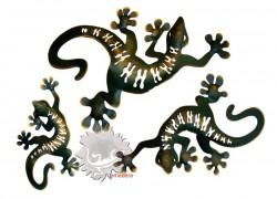 Decoration Pour Mur Exterieur De Maison Salamandres
