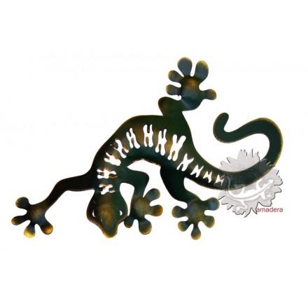 Salamandre décorative