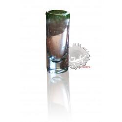 Verre à Téquila. shot en verre soufflé