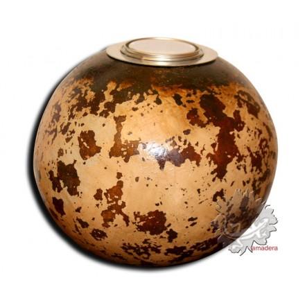 Lampe décorative à l'éthanol
