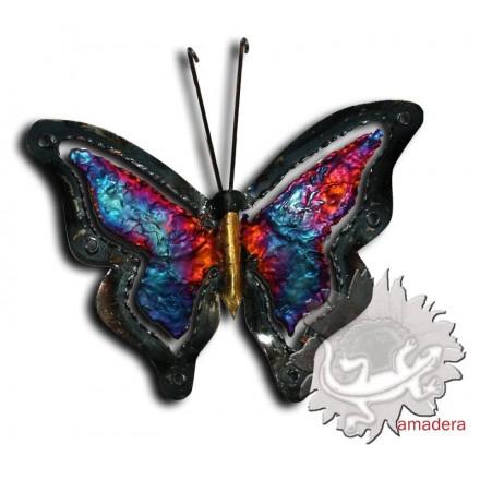Papillons décoration murale