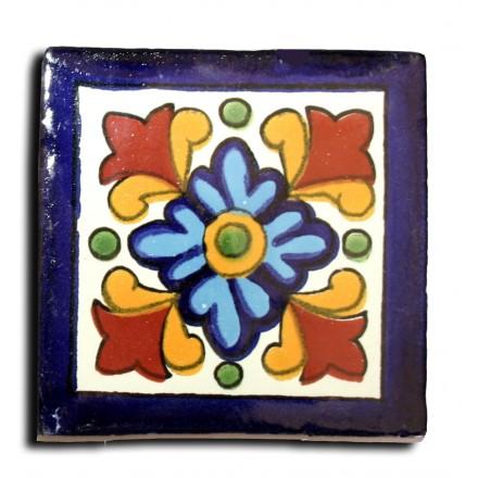 azulejos mexicain décoré