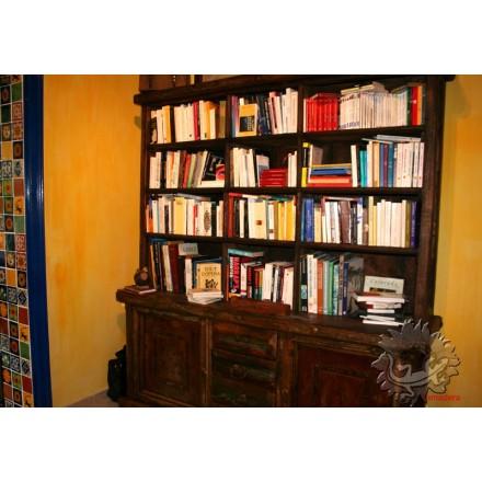 Meuble bibliothèque