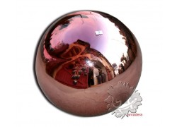 Boules de d coration color es en verre souffl int rieur - Boule deco exterieur ...