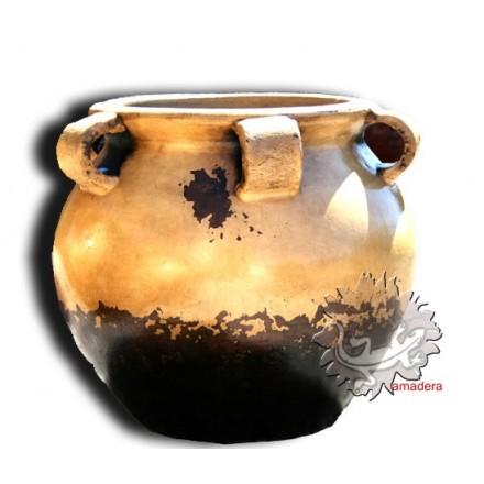 Poterie cache pot jarre en terre cuite magasin aix en provence - Cache pot terre cuite ...