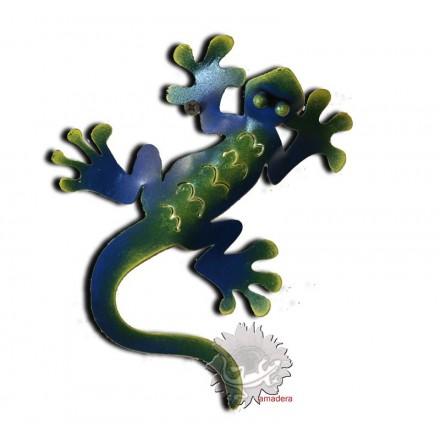 Petite salamandre metal