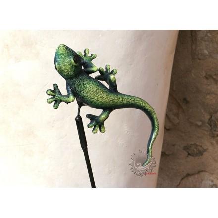 Tuteur décoratif salamandre