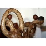 Statuettes artisanales en terre cuite d co d 39 int rieur - Statue decoration interieur ...