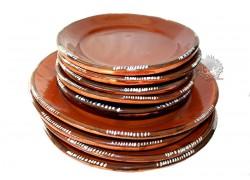 Assiette vaisselle de table