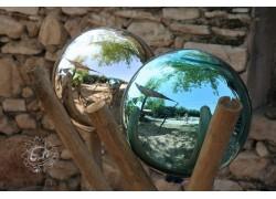 Boules de verre