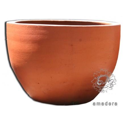 Poterie cache-pot terre cuite