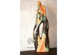 Statues modernes et contemporaines statues mexicaines amadera - Statue deco interieure ...