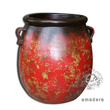 Grande jarre cache-pot