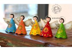 Petits anges déco sapin de Noël