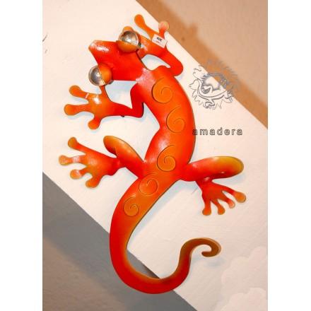 Salamandre déco murale