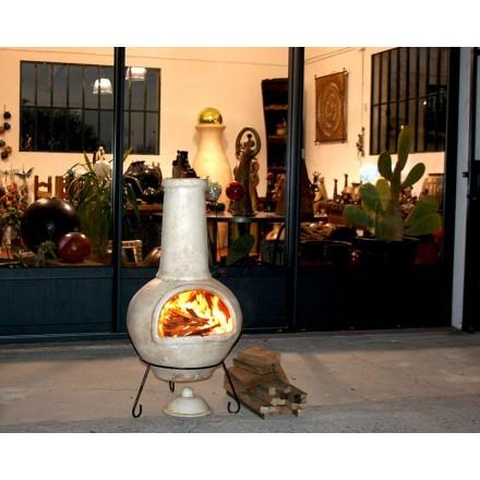 brasero mexicain chemin e de jardin tr s pratique pour vos barbecues. Black Bedroom Furniture Sets. Home Design Ideas