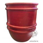 Grands cache-pots de jardin