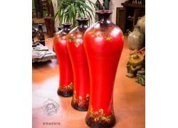 Poterie jarre de décoration