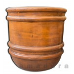 Pot de fleurs extérieur