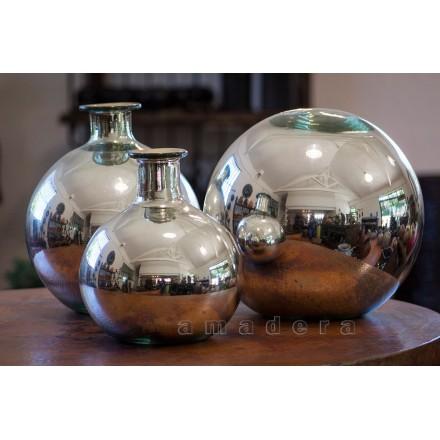 Vases déco verre soufflé