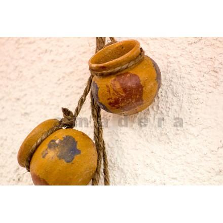Suspension de petits pots