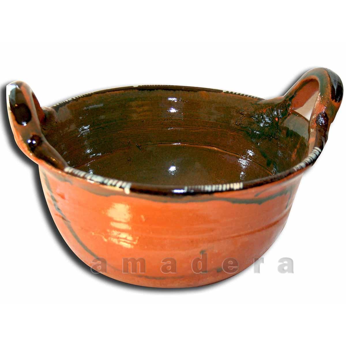 Saladier vaisselle mexicaine