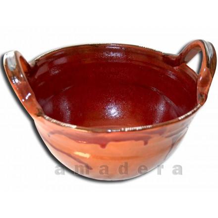 Saladier vaisselle artisanale